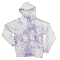 Branded Burlington Tie Dye Sweatshirt Lavender