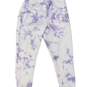 Branded Burlington Tie Dye Sweatspant Lavender
