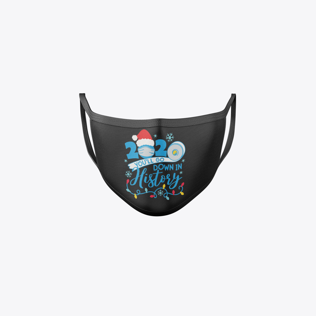 2020 mask front